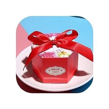 Amazon.com: 20 cajas de regalo para dulces, regalos de ...