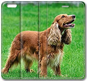 Animal Cocker Spaniel Case for iPhone 6 Plus 5.5 inch(Compatible with Verizon,AT&T,Sprint,T-mobile,Unlocked,Internatinal) in GUO Shop