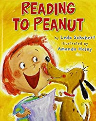 Reading to Peanut