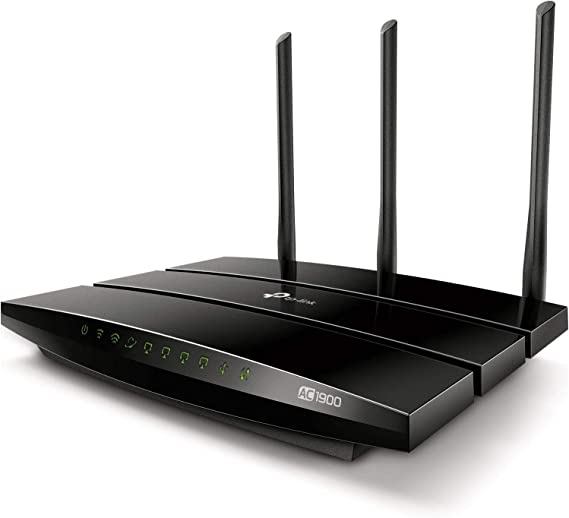 TP-Link AC1900 Smart WiFi Router - High Speed MU- MIMO Wireless Router