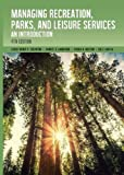 img - for Managing Recreation, Parks & Leisure Services: An Introduction by Christopher R. Edginton (2015-04-16) book / textbook / text book