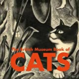 Front cover for the book British Museum Book of Cats by Juliet Clutton-Brock