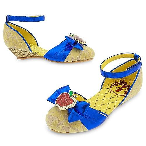 56e70766a0227 Disney Snow White Costume Shoes for Kids