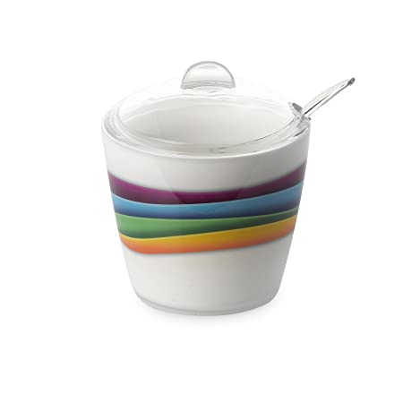 Omada Design Azucarero o azucarero, 25 cl, en plástico irrompible ...