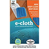 E-Cloth Mini Deep Clean Mop Head - Use With Just Water for Chemical-Free Floor Cleaning