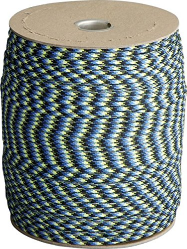 Parachute Cord Blue Snake