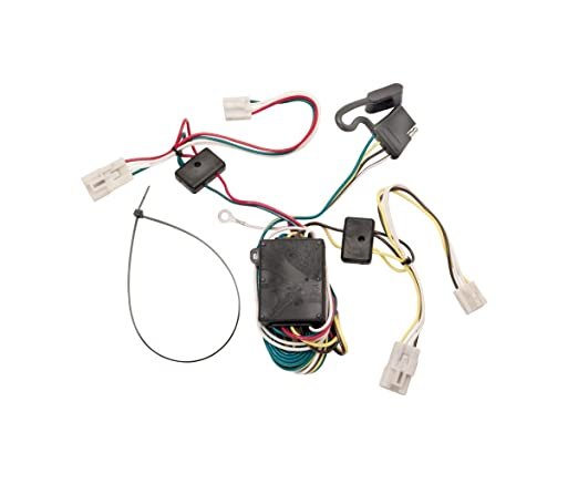61uTYZ53IWL._SX522_ amazon com tekonsha 118304 t one connector assembly with Trailer Wiring Harness at creativeand.co