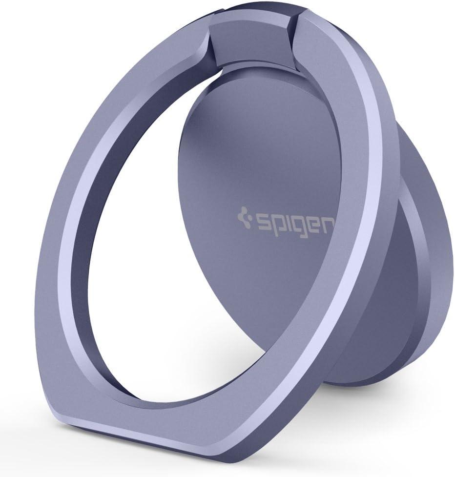 Orchid Gray Spigen Style Ring 360 Anneau de t/él/éphone Portable//Prise t/él/éphone//Support//Support pour Tous Les t/él/éphones et tablettes compatibles avec Le Support de Voiture magn/étique