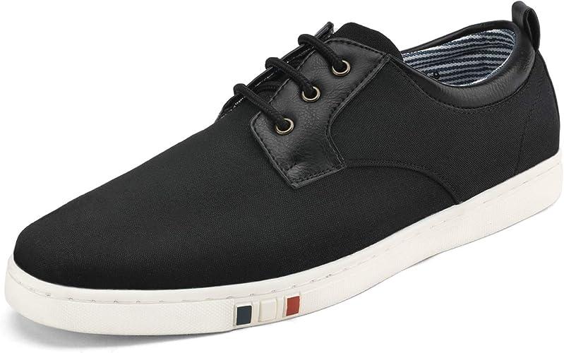 9.5 Mens Shoes Designer Best Gift for Mens Loafers Footwear Fabric Denim Print Comfort Stylish Dress Casual Plain 18