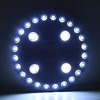 Sensail 28 LED Lampe pour Parasol de Jardin Sans fil Lumières Extérieures Pour Patio