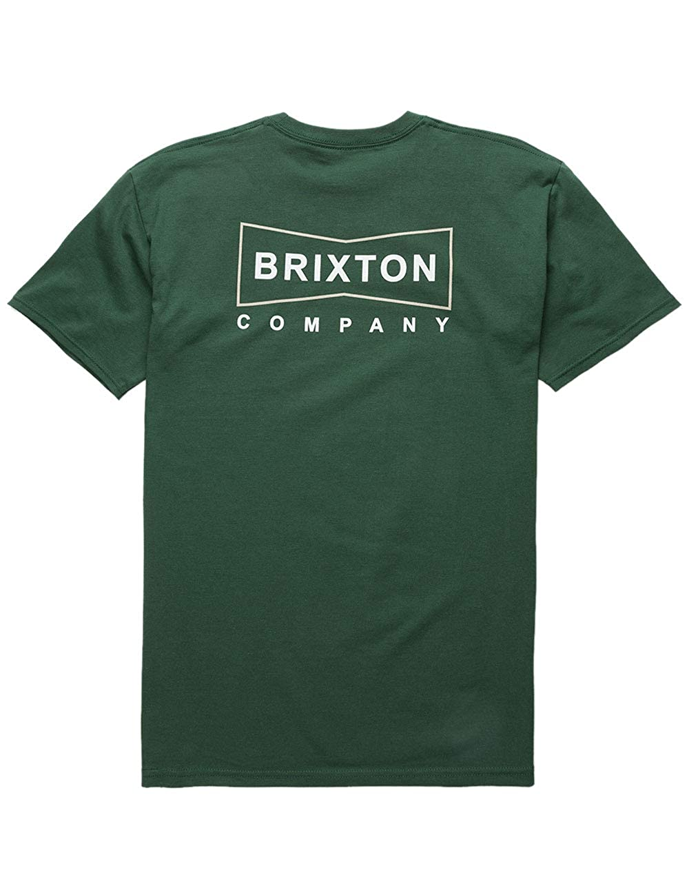 Brixton Wedge Forest T-Shirt