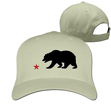 XCarmen okpk California Republic Bandana Bear Unisex Tiene ...