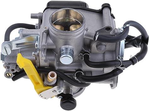 MagiDeal Carburador de Motocicleta Para Honda TRX400 EX ...