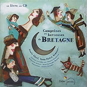"Afficher ""Comptines et berceuses de Bretagne"""