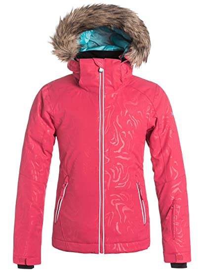 5555889c4 Roxy Snowboard Jacket Kids Jet Ski Solid Jacket Girls  DC Shoes ...