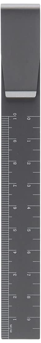 発症ボーナス一貫したミドリ 定規 アルミマルチ定規 30cm シルバー 42253006
