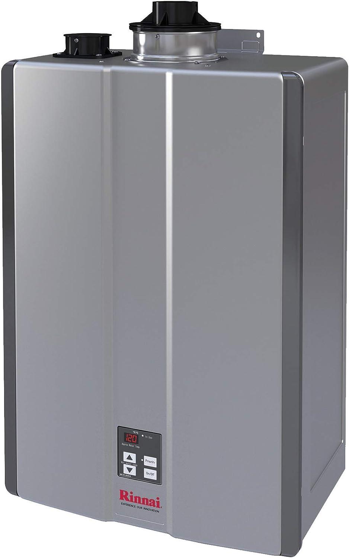 Rinnai RU Series Sensei SE+ Tankless Hot Water Heater: Outdoor Installation