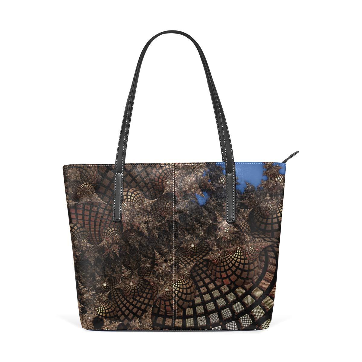 Heart Leather Top Handle Satchel Girl Handbag Shoulder Tote Bag for Girls Women