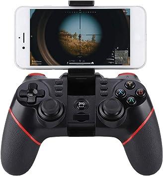 Lazmin Joystick móvil para Juegos, Controlador inalámbrico para ...