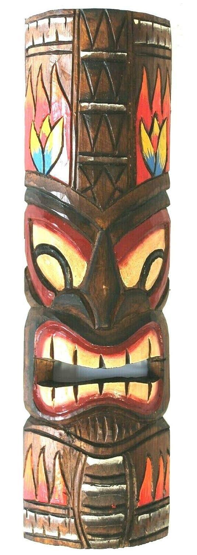 Wohnkult Mascarilla de Pared de 50 cm, máscara Hawaiana de ...