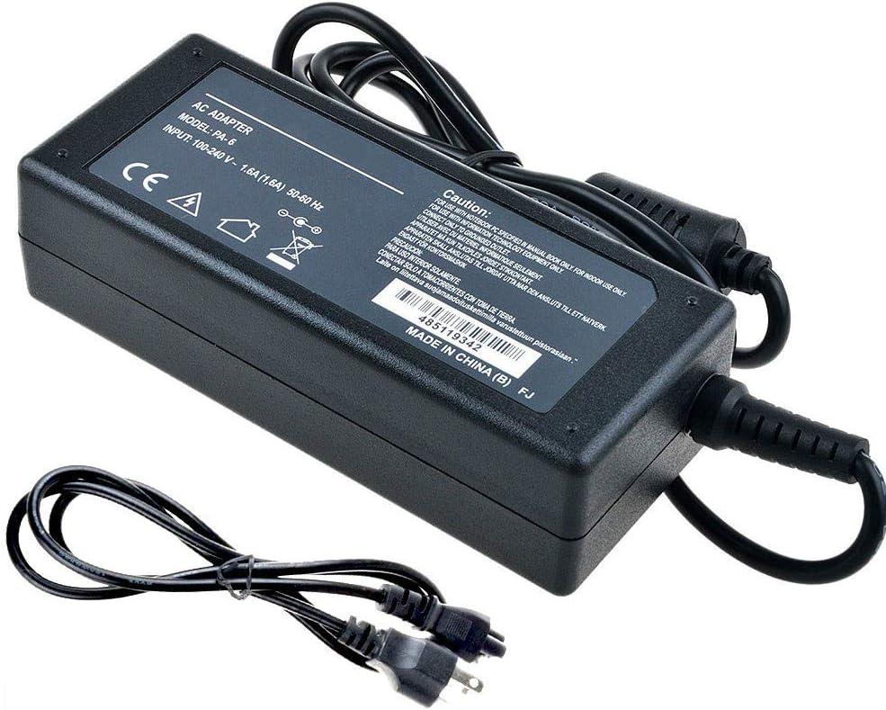 AT LCC AC Adapter Charger for Canon DM-FVM1 DM-FVM10 DM-FVM20 DM-FVM30 Camcorder US PSU