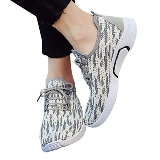 Btruely Zapatos Deportivos de Hombres de Verano Zapatillas de Malla Transpirable Corriendo Zapatillas de Deporte Zapatos de Viaje Casual Zapatillas Trail ...