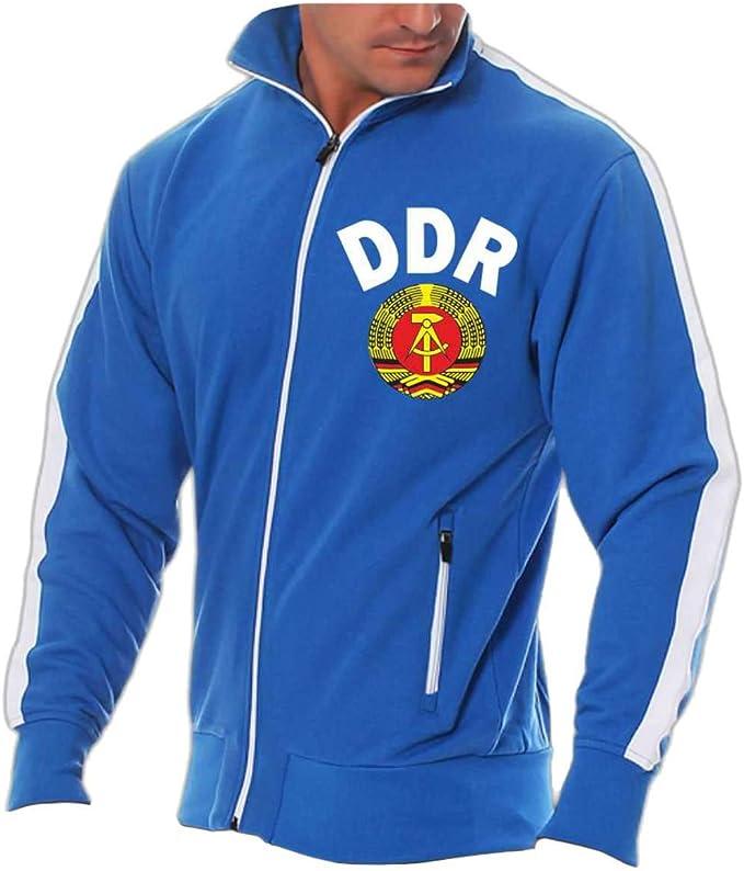 DDR Trainingsjacke