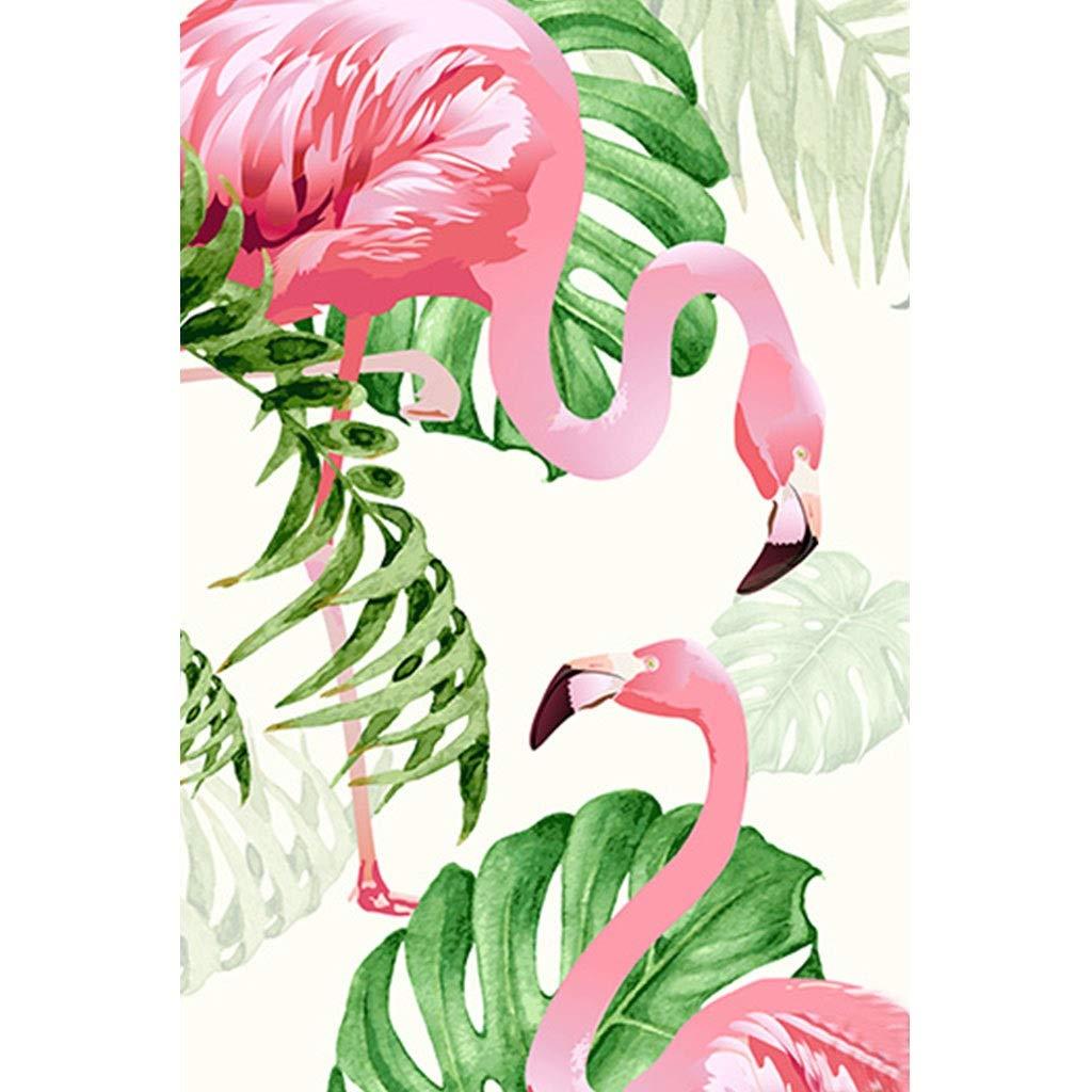 Flamingo & Monstera, Malerei im nordischen Morden-Stil, Holzpuzzle, perfekter Schnitt und Passform, 500  5000 Stück Boxed Illustration Holzpuzzle Spielzeug Spielkunst für Erwachsene & Kinder Sommus S B07Q2JFM3X Holzpuzzles Moderne Technologie |