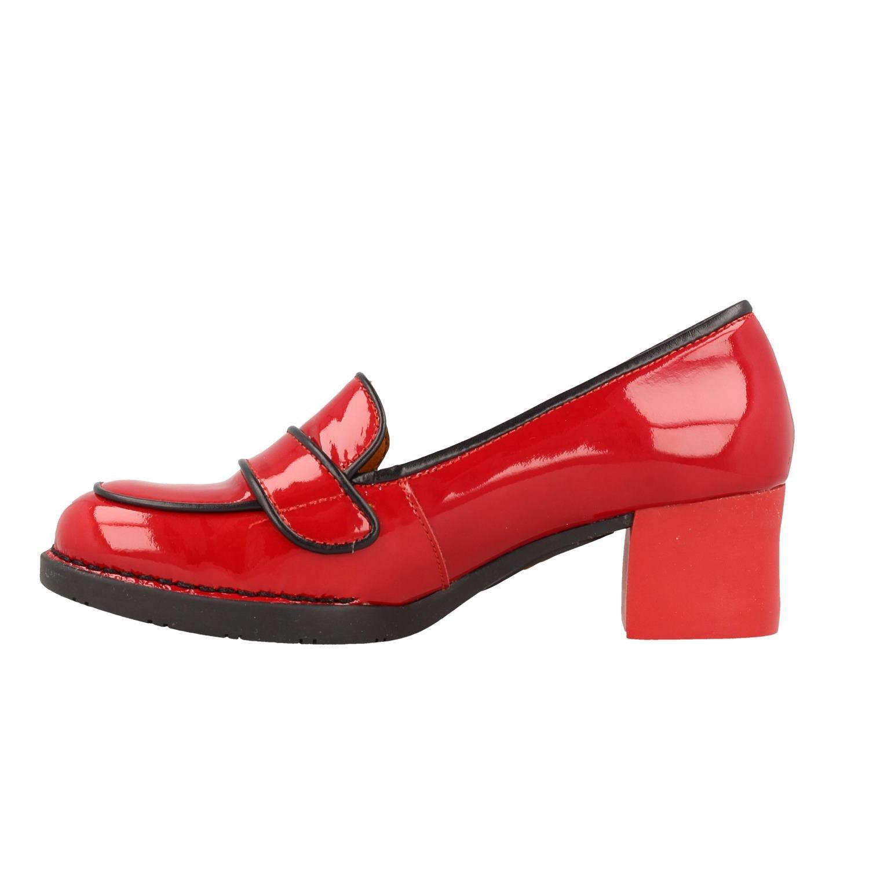 0076c Charol Art Chaussuress Bermellonbristol Art qSzpUVGM