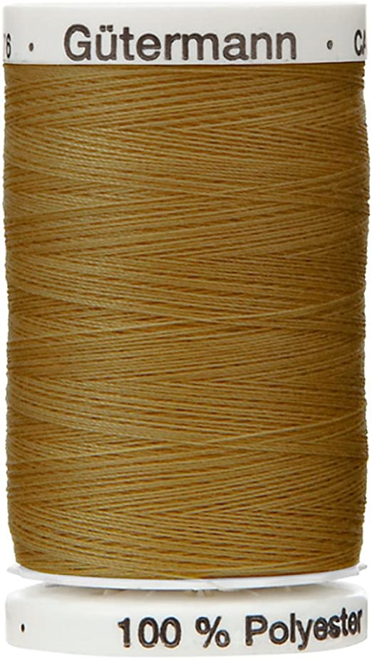 Gutermann Extra Strong Upholstery Thread 100m Reels 100/% Polyester Choose Colour
