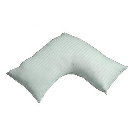 Nursing *MADE IN UK* V-Shaped Luxury Comfort Teddy Fleece Pillow Maternity