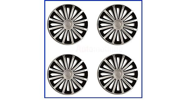 Nissan Micra CC (2005 ON) 14 pulgadas TREND Llantas de Aleación de Coche Hub Caps Juego de 4: Amazon.es: Coche y moto