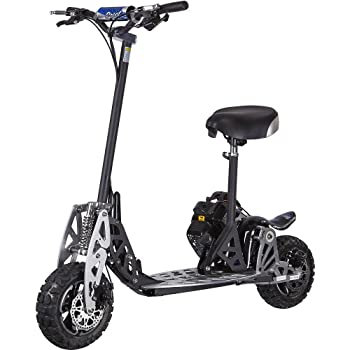 MotoTec Uberscoot 2X 50Cc Gas Powered Scooters