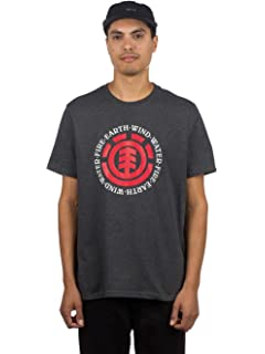 Element Seal SS Camisetas, Hombre