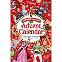 Deals on Disney Storybook Collection Advent Calendar Book