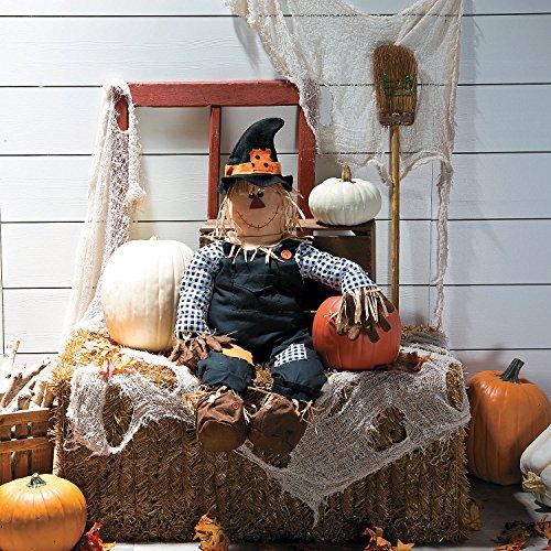 Fun Express - StufF-A-Scarecrow for Halloween - Home