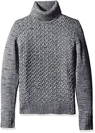 A traditional yet timeless Aran sweater for him or her. In versions for both him and her, this stunning Aran sweater features a classic Aran stitch design with the lucky honeycomb in the main body, beautifully trimmed at the sides with the iconic Aran cable.