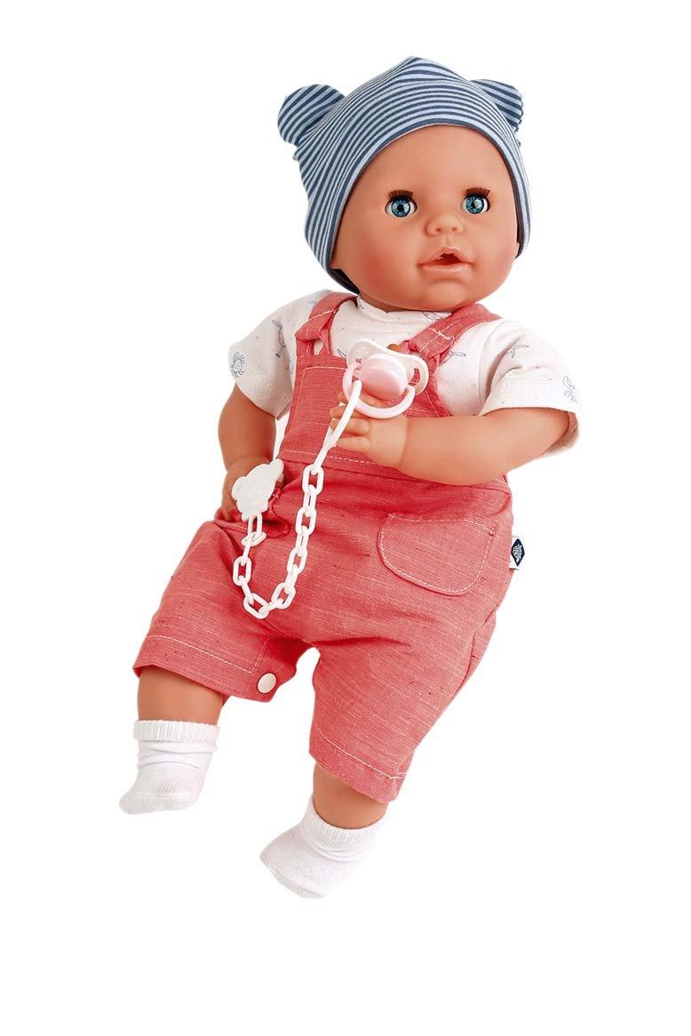 Schildkröt 7545724 Puppe Schnullerbaby Amy Malhaar Schildkrot_ 7545724