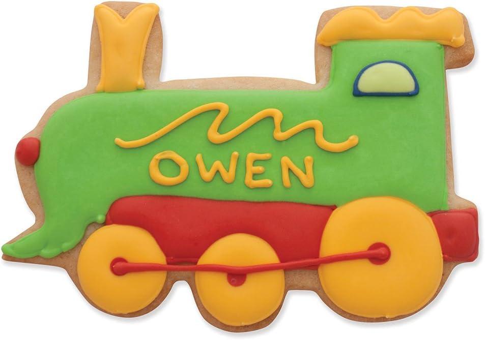 Train or Locomotive Cookie Cutter Fruit /& Clay Cutter Fondant