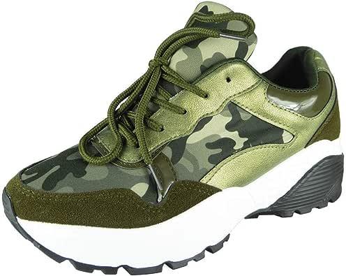 Loud Look - Zapatillas de Running de competición de Sintético ...