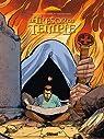 Le Trésor du Temple, tome 3 : Le rouleau d'argent par Makyo