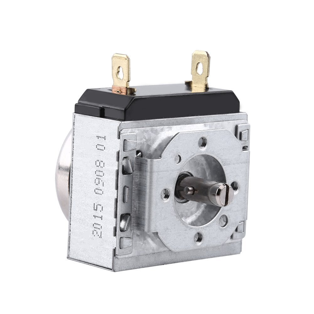 Timer Time Switch, 60 Minutes 60M Timer Switch Time Controller For Electronic Microwave Oven Cooker