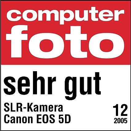 Canon Eos 5d Slr Digitalkamera Kameragehäuse Kamera