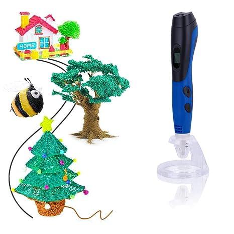 Pluma de impresión 3D, Impresora 3D Pluma con Pantalla LED ...