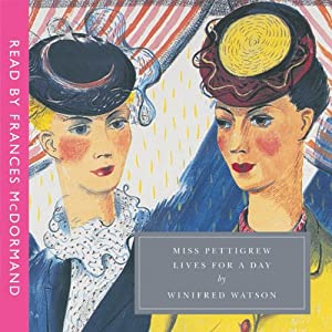 Miss Pettigrew Lives for a Day Audiobook