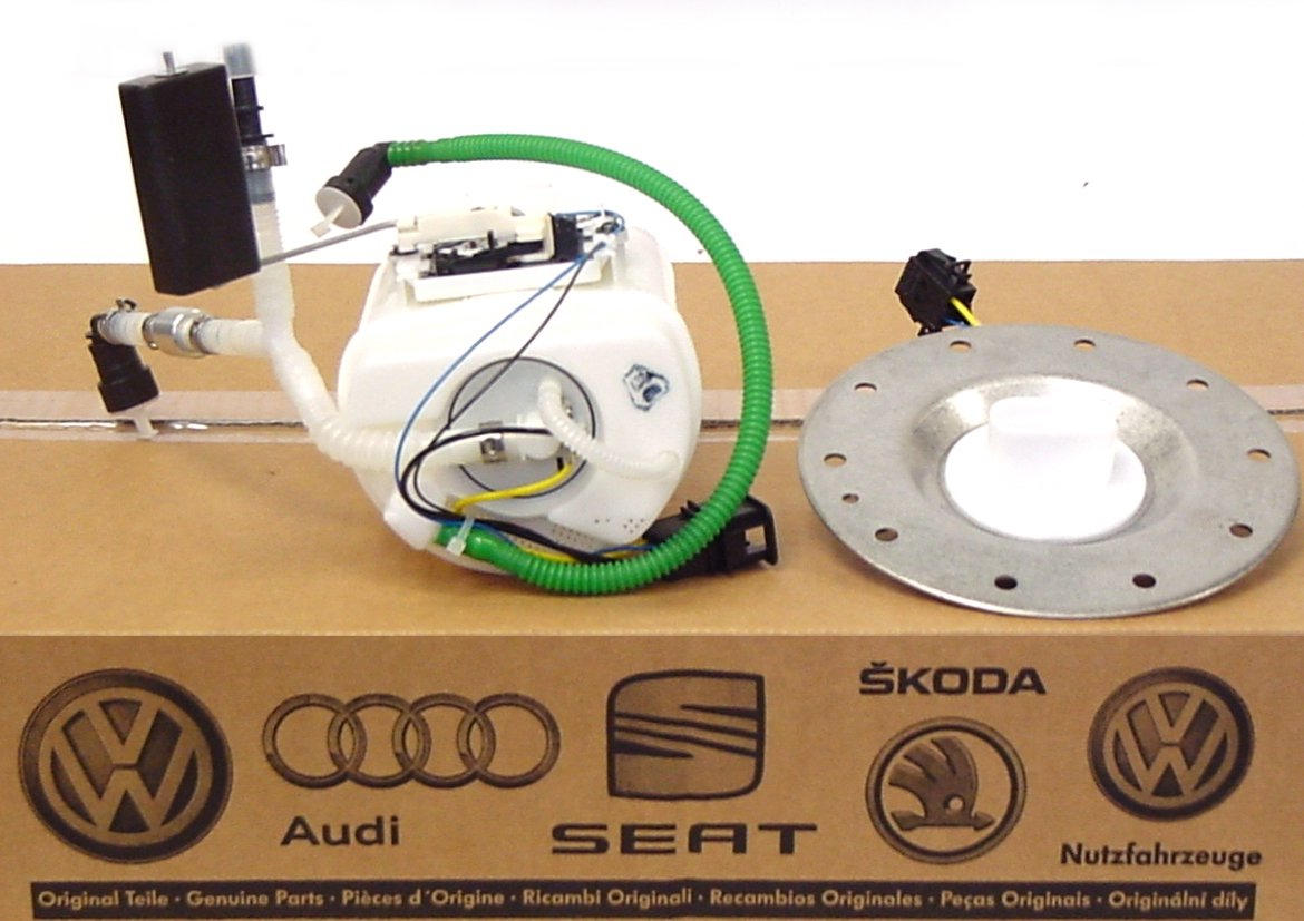 Details About Electric Intank Fuel Pump Module Assembly E8424m For Vw Genuine Volkswagen In Tank 1j0 919 051 N Automotive