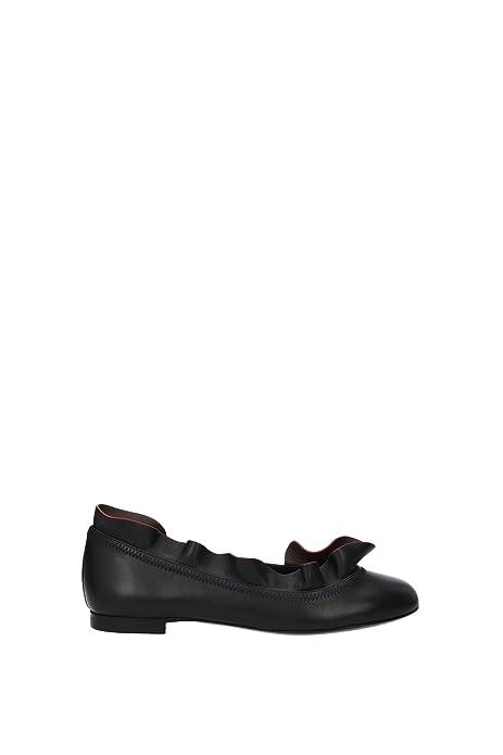 Mujer Y Bailarinas Zapatos Fendi 8f6354wfnf04fx Amazon q6WTp4C