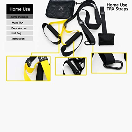 Amazon Univfitness Home Use Trx Training Suspension Strap