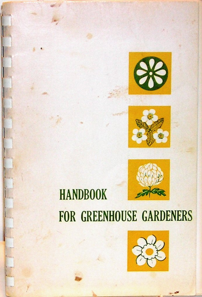Handbook for Greenhouse Gardeners