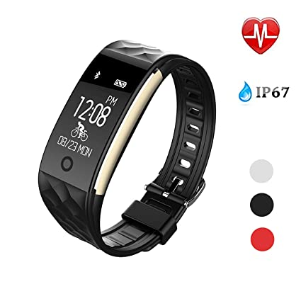 Amazon.com : Walking Wristband Waterproof -Podometro Water ...